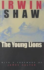 Cover of: young lions | Irwin Shaw