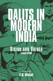 Cover of: Dalits in Modern India | S M Micheal