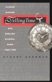 Cover of: Telling Time