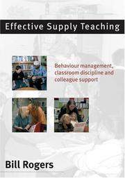 Cover of: Effective Supply Teaching | Bill Rogers