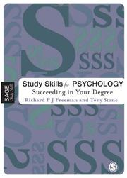 Cover of: Study Skills for Psychology | Richard Freeman
