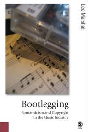 Cover of: Bootlegging | Lee Marshall