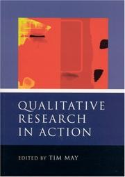 Cover of: Qualitative research in action |