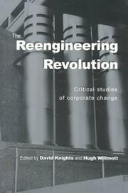 Cover of: The Reengineering Revolution |