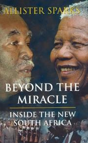 Cover of: Beyond the miracle