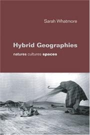 Cover of: Hybrid geographies | Sarah Whatmore