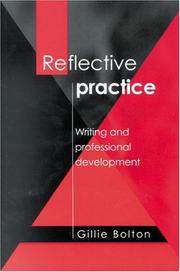 Cover of: Reflective practice