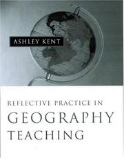 Cover of: Reflective practice in geography teaching |
