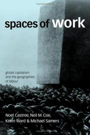 Cover of: Spaces of work by