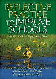 Cover of: Reflective Practice to Improve Schools | Jennifer York-Barr