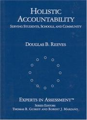 Cover of: Holistic Accountability | Douglas B. Reeves