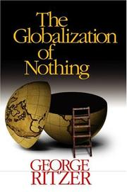 Cover of: The globalization of nothing