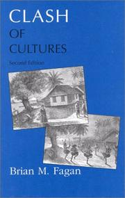 Cover of: Clash of cultures