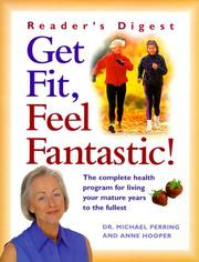 Cover of: Get fit, feel fantastic