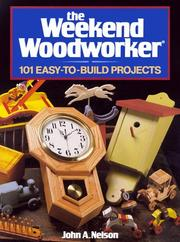 Cover of: Weekend Woodworker
