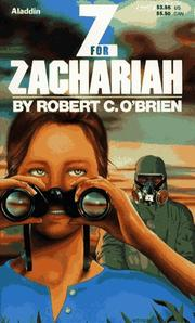 ebook z for zachariah