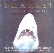 Cover of: Sharks! | Piero Angela