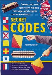 Cover of: Secret codes