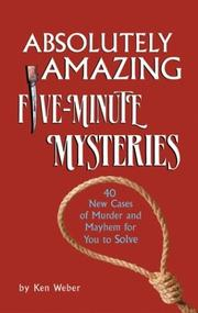 Cover of: Absolutely Amazing Five Minute Mysteries