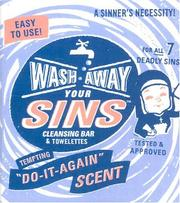 Cover of: Wash Away Your Sins Mega Kit (Mega Mini Kits) | Blue Q.