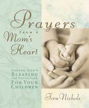 Cover of: Prayers from Mom's Heart