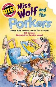 Cover of: Miss Wolf And the Porkers