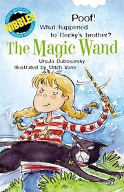 Cover of: Magic Wand