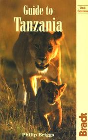 Cover of: Guide to Tanzania