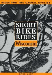 Cover of: Short bike rides in Wisconsin