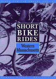 Cover of: Short bike rides in western Massachusetts