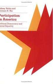 Cover of: Participation in America