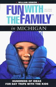 Cover of: Fun with the Family in Michigan | Bill Semion