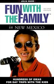 Cover of: FUN WITH THE FAMILY IN NEW MEXICO, 2nd Edition (Fun with the Family) | Julia Ward