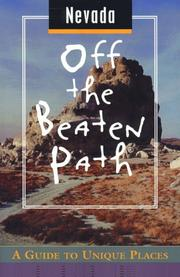 Cover of: Nevada Off the Beaten Path