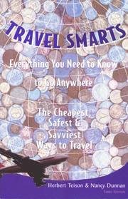 Cover of: Travel smarts