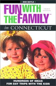 Cover of: Fun with the Family in Connecticut