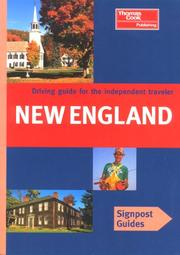 Cover of: Signpost Guide New England | Tom Brass