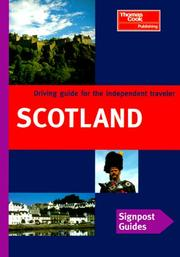 Cover of: Signpost Guide Scotland (Signpost Guide)