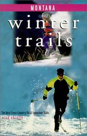 Cover of: Winter Trails Montana
