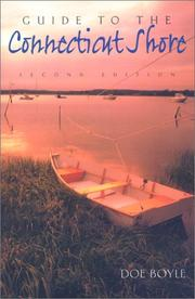 Cover of: Guide to Connecticut shore