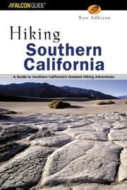 Cover of: Hiking Southern California