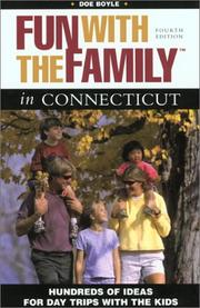 Cover of: Fun with the Family in Connecticut, 4th