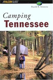 Cover of: Camping Tennessee | Harold R Stinnette