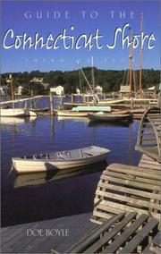 Cover of: Guide to the Connecticut Shore, 3rd
