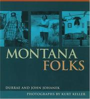 Cover of: Montana folks