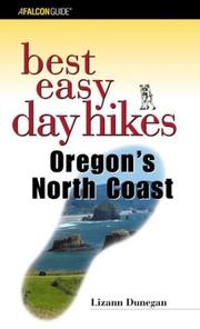 Cover of: Best Easy Day Hikes Oregon