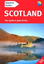 Cover of: Signpost Guide Scotland, 2nd | Donna Dailey
