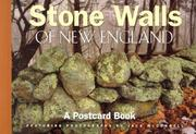 Cover of: Stone Walls of New England | Jack McConnell