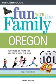 Cover of: Fun with the Family Oregon, 4th