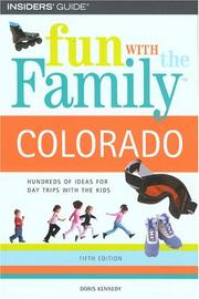 Cover of: Fun with the Family Colorado, 5th | Doris Kennedy